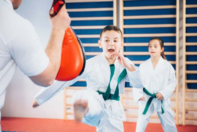 Fitness, Prestige Sport Martial Arts