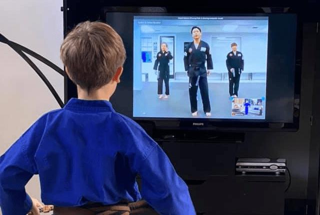 Kidsvirtualnologo, Prestige Sport Martial Arts