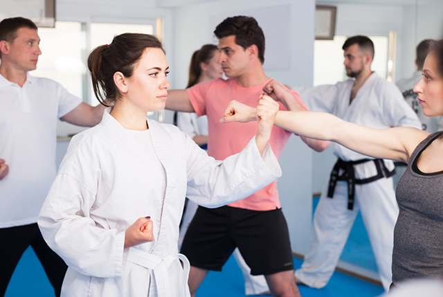 Noexperienceneeded, Prestige Sport Martial Arts